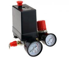 Compresseur d'air Pressostat triphasé Vanne de contrôle avec régulateur d'air