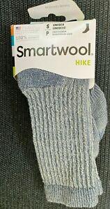 SmartWool Unisex Hike Merino Wool Hiking Light Cushion Crew Socks Denim S SMALL
