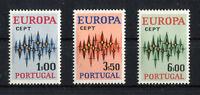 Portugal CEPT Nr. 1166 - 1168 ** postfrisch Europa Michel 30,00 € MNH