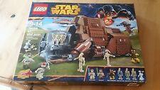NEW SEALED Lego Star Wars 75058 MTT Multi Troop Transport NISB