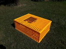 2 Stück Geflügeltransportbox,Geflügelbox, Bruteier, Hühner,uvm. 55 x 33 x 74 cm