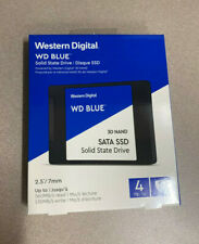 NEW WD Blue 3D NAND SATA SSD WDS400T2B0A - solid state drive - SSD 4 TB