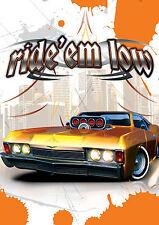 RIDE 'EM LOW - Steam chiave key - Gioco PC Game - Free shipping - ROW
