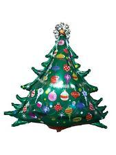 Christmas Foil Xmas Festive Balloon Ornaments Decoration (Christmas Tree)