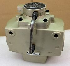 ROSS 2781A9901 PNEUMATIC VALVE WITH 266A86 EEZ-0N VALVE ADJUSTER NEW NO BOX