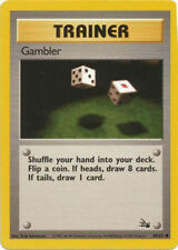 Fossil Common Pokémon Individual Cards