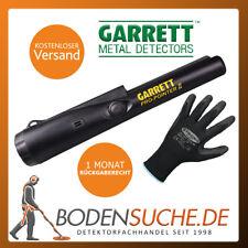 Garrett Pro Pinpointer II incl. Strong® Grabungshandschuhe