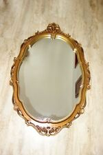 "Ornate Gold Antique Bronze 35"" x 23"" Mirror by UTTERMOST"