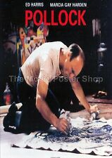 Pollock.  2000 Movie Posters Classic & Vintage Films