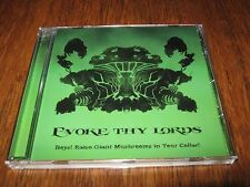 """EVOKE THY LORDS """"Boys! Raise Giant Mushrooms.."""" CD  electric wizard cathedral"""