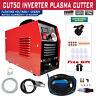 Plasma Cutter CUT50 Digital Inverter 110/220V Dual Voltage Plasma Cutter US NEW