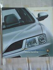 Proton Impian range brochure c2003