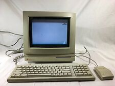 Apple Macintosh LC Computer with Display, Keyboard, and Mouse [Booted To MacOS]