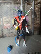Marvel Legends Nightcrawler Figure Wendigo BAF Wave