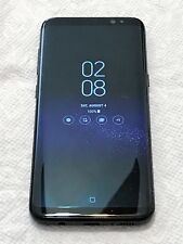 Samsung Galaxy S8 SM-G950 - 64GB - Black EXCELLENT+ ON SALE !!!