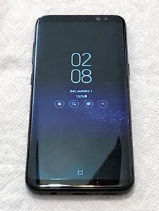 Samsung Galaxy S8 SM-G950 - 64GB - Black EXCELLENT+ ON SALE !!!