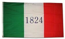 ALAMO FLAG 3 x 5'  1824 REMEMBER THE ALAMO FLAG NEW 3x5  -