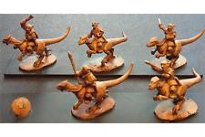 15mm Fantasy Goblian Raptor Cavalry (16 figures)