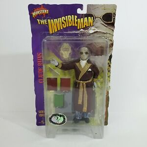 """Universal Studios Monsters Classic Edition The Invisible Man 8"""" Figure"""
