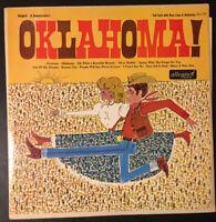 Rodgers & Hammerstein - OKLAHOMA! Vinyl LP Allegro ALL725 VG/VG