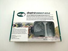 Dogtra 200NCP GOLD 1/2 Mile Range Dog Remote Training Collar System NEW Open Box