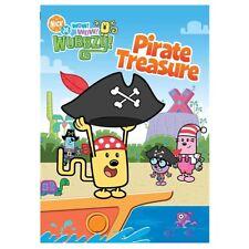 Wow Wow Wubbzy - Pirate Treasure (DVD 2009) Nick Jr. / Starz