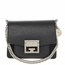 b8814fd6d434 Givenchy Women s Mini GV3 Bag in grained Leather Black