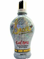 Supre Snooki Girl Boss Ultra Dark Black DD Bronzer Tanning Bed Lotion