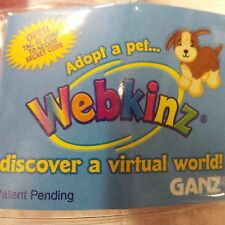 Webkinz Lamb HM201 NEW Unused CODE ONLY No Plush Free Shipping