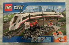 LEGO 60051 - CITY white train blanc (NEW - NEUF) FACTORY SEALED
