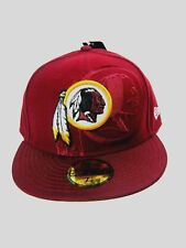 size 40 347f2 96f6d New Era Washington Redskins Burgundy 2016 Sideline Official 59FIFTY Fitted  Hat