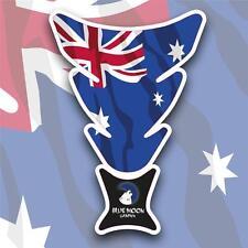 BLUE MOON GRAPHIX Motorcycle Motorbike Gel Tank Pad Protector AUSTRALIA BMG4014