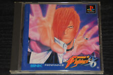 Used PS ONE THE KING OF FIGHTERS 96 KOF PS1 SONY PLAYSTATION JAPAN IMPORT