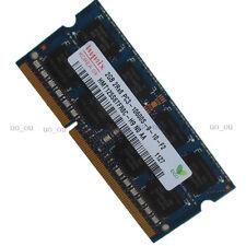 Hynix 2GB PC3-10600s DDR3-1333 1333Mhz Sodimm Notebook 2RX8 Laptop Ram Memory