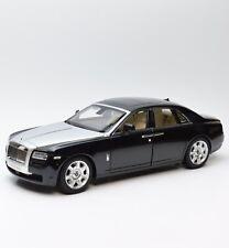 Kyosho Rarität 08801 Rolls-Royce Ghost Diamond Black Limousine, 1:18, OVP, K031
