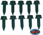 Ford Body Fender Grille Factory Correct 516-12 Bolts With Threaded Point 10pc C