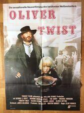 Oliver Twist (Kinoplakat '83) - George C. Scott / Richard Charles