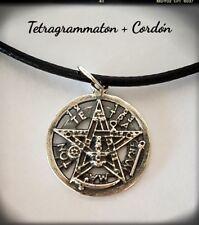 932ed522b3ca Tetragramaton en otros tipos de collares y colgantes de joyería ...