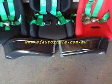 Honda Integra DC2 94~97 JP style plastic Rear pod apron with diffuser body kit