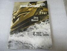 Seadoo 2006 4-Tec Series Shop Manual P/N 219100239