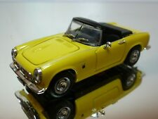VITESSE HONDA S800 - YELLOW 1:43 - EXCELLENT - 4+5