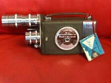 Vintage Bell & Howell16mm Magazine Camera 200 with filter  (( NEW ))