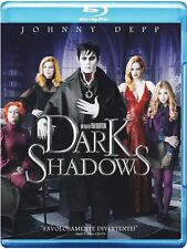 Blu Ray DARK SHADOWS ***Johnny Depp - Michelle Pfeiffer - Helena Bonham***
