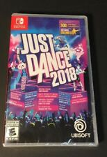 Just Dance 2018 (Nintendo Switch) NEW