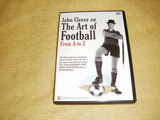 JOHN CLEESE ON THE ART OF FOOTBALL comedy 2006 DVD as NEW R4