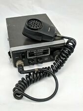 Sharp Cb-700 23 Channel Cb Transceiver - vintage radio citizens band As Is