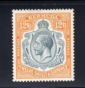 1932 Bermuda. SC#97. SG#93. Mint, Hinged, XF