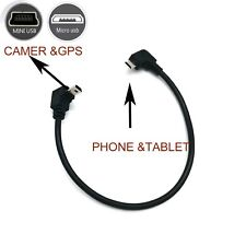 OTG CABLE for canon camera PowerShot SX20 IS SX30 IS SX1 IS SX100 IS SX110 IS MG