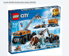 Preorder LEGO City Arctic Mobile Exploration Base 60195 New