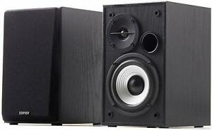 Edifier R980T Active Studio Bookshelf Speakers - Black